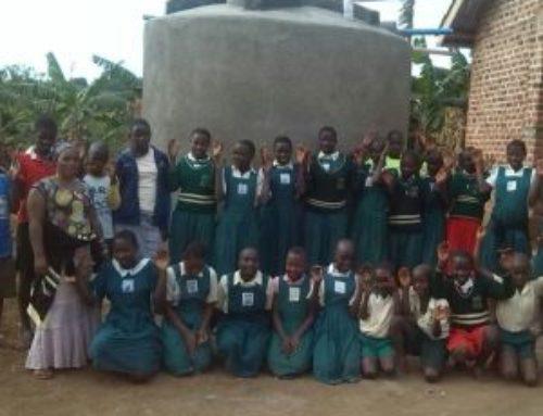Het waterproject op de Little Stars School is klaar