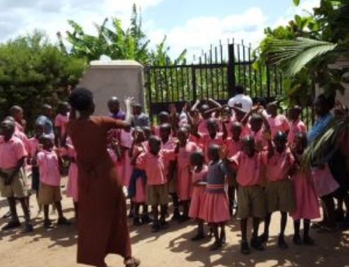 The visit to the School for Special Needs, the deafschool