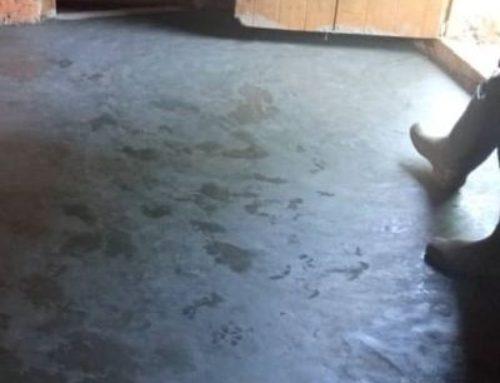 Een nieuwe vloer voor Nalongo